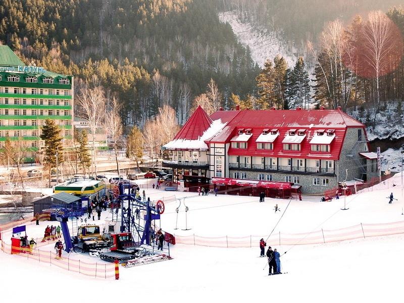 Отель «Благодать». Фото: www.blagodat22.ru
