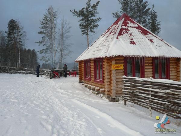 Кафе «Русская изба». Фото: www.zavjalikha.su