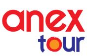 Лого ANEX TOUR, фирменное ТА