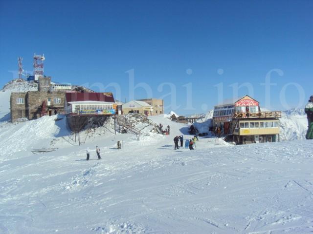 На высоте 3012 м. Фото:  www.dombai.info