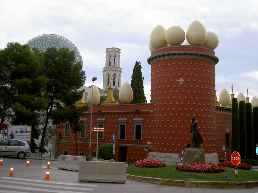 Театр-музей С. Дали в Фигейросе. Фото:    manuelfloresv