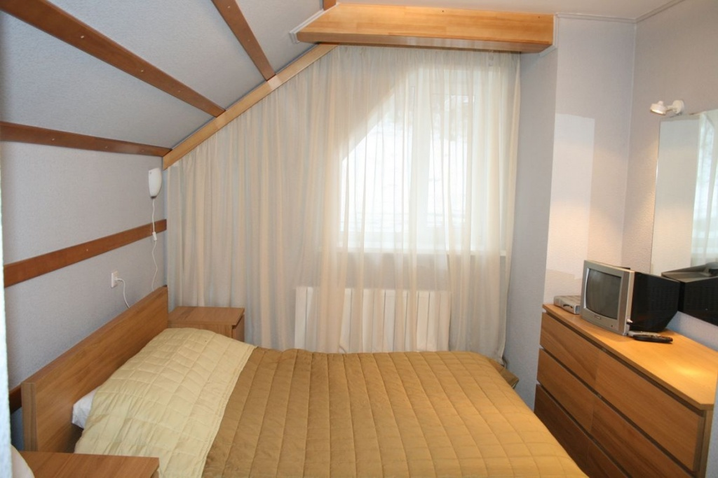 II корпус, спальня