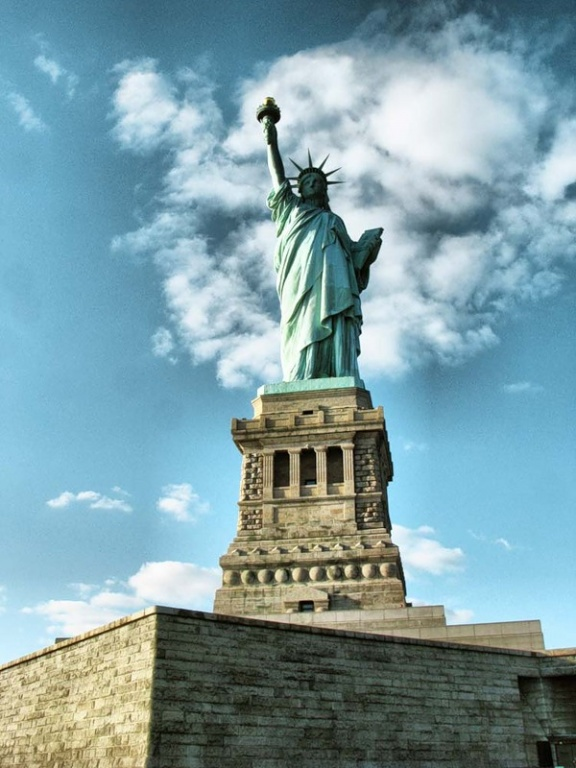 Статуя свободы. Фото: pfenya.photo.tut.ua