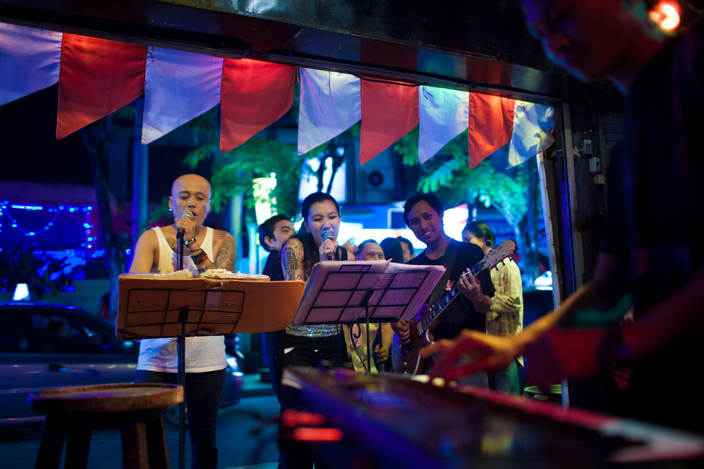 Ночной клуб. Автор: Milosz1. Фото:  www.flickr.com