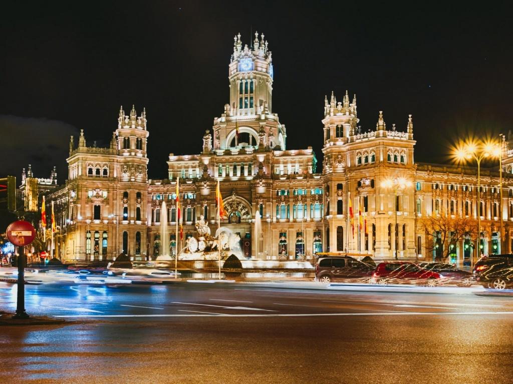 Мадрид. Фото:   iwillbehomesoon
