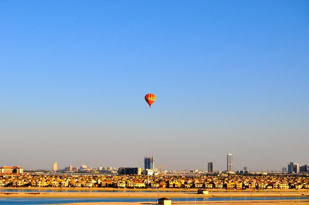 Дубай. Фото:  Sarah_Ackerman