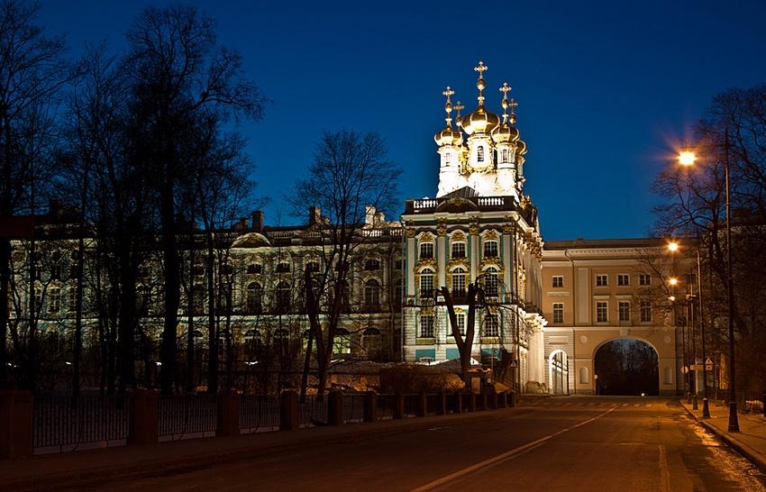 Екатерининский дворец. Фото с сайта  foto-planeta.com