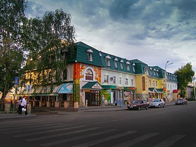 Гостиница «Баваренок». Фото: bavarenok.ru