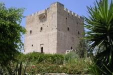 Замок Колосси (Kolossi Castle)