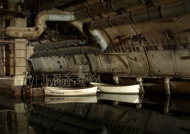 Объект 825 ГТС. Фото с сайта  http://crimeamap.ru/