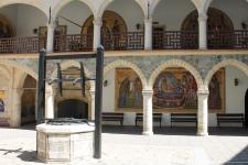 Монастырь Киккос (Kykkos Monastery)