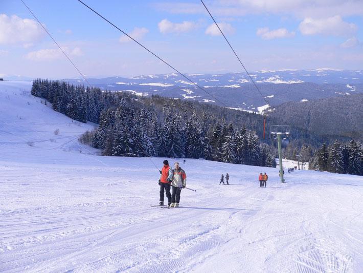 На горе Высокий Верх. Фото: www.zaharberkut.net