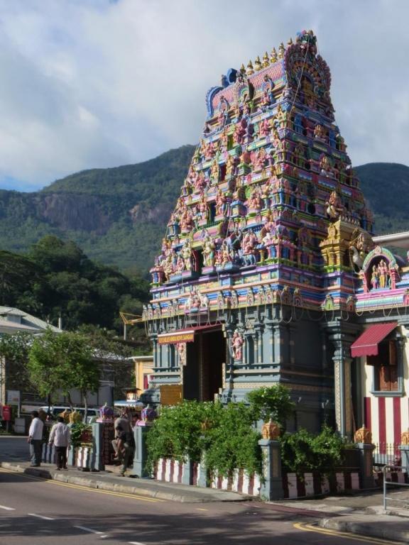 Индуистский храм в Виктории. Автор: . Фото:  www.flickr.com