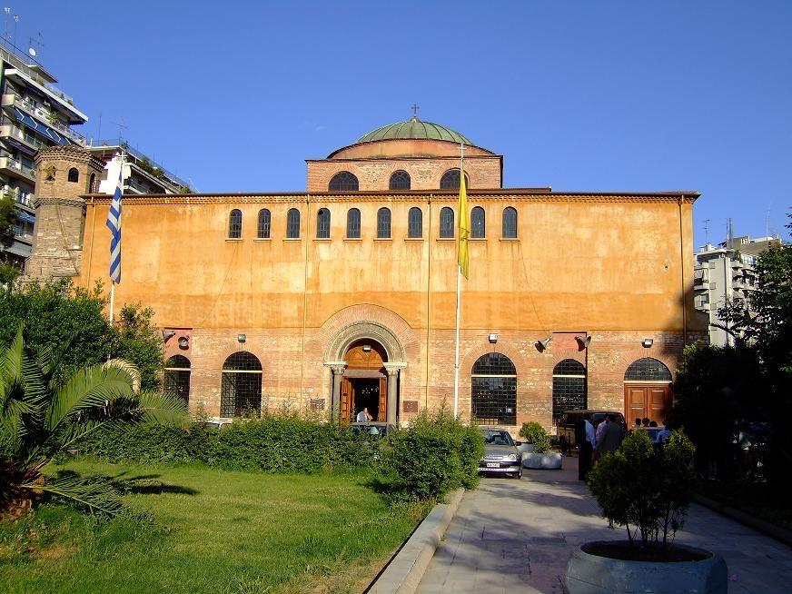 Церковь Святой Софии. Фото:  Тонкости_туризма