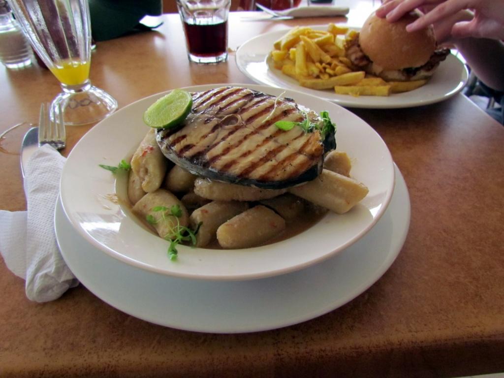 Блюдо из рыбы. Автор: David Berkowitz. Фото:  www.flickr.com