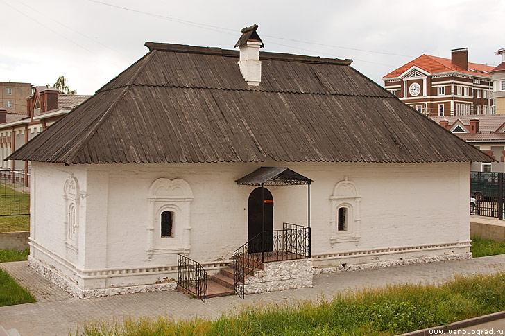 Щудровская палатка. Фото:  www.ivanovograd.ru