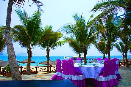 Пляжный ресторанчик. Фото: uutuu.com