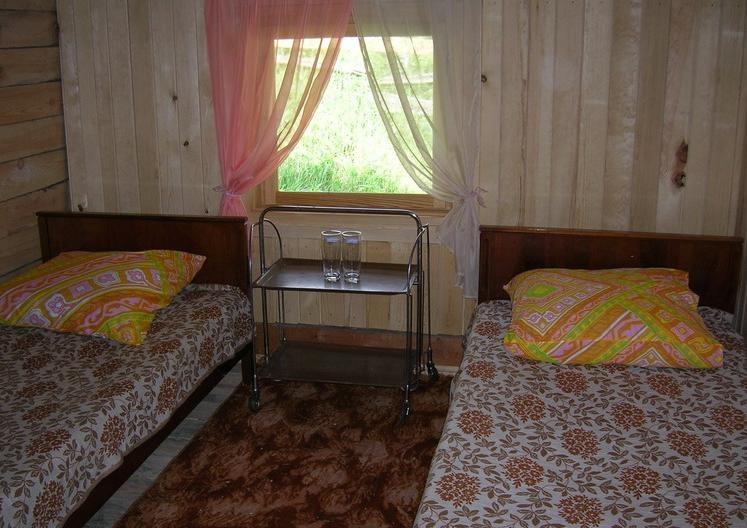 Двухместный номер. Фото: boriskinlog.ru