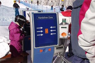 Турникет. Фото: www.ski-bannoe.ru