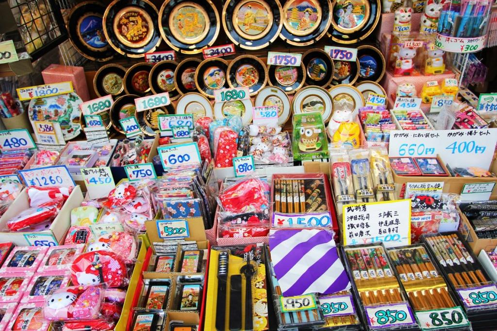 Что привозят из японии в подарок 18
