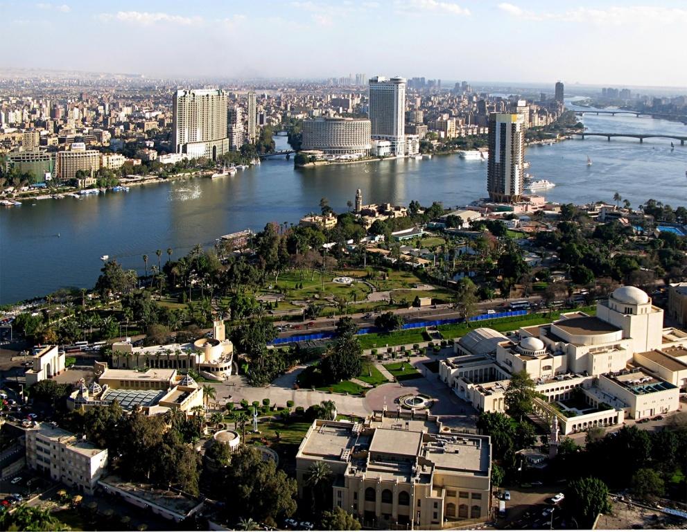 египет нил фото