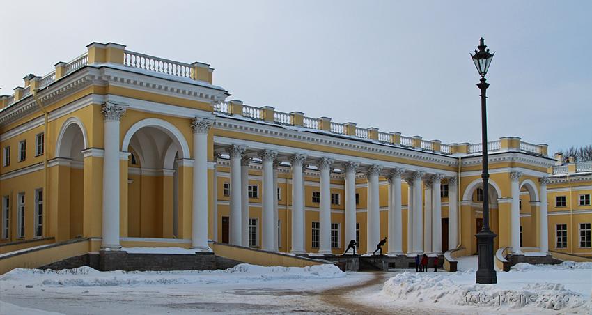 Александровский дворец. Фото с сайта  foto-planeta.com