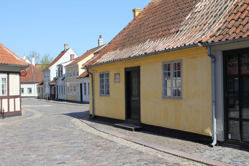 Дом и музей Андерсена. Фото:    Dan Andreasen