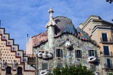 Дом Бальо (Casa Batlló)