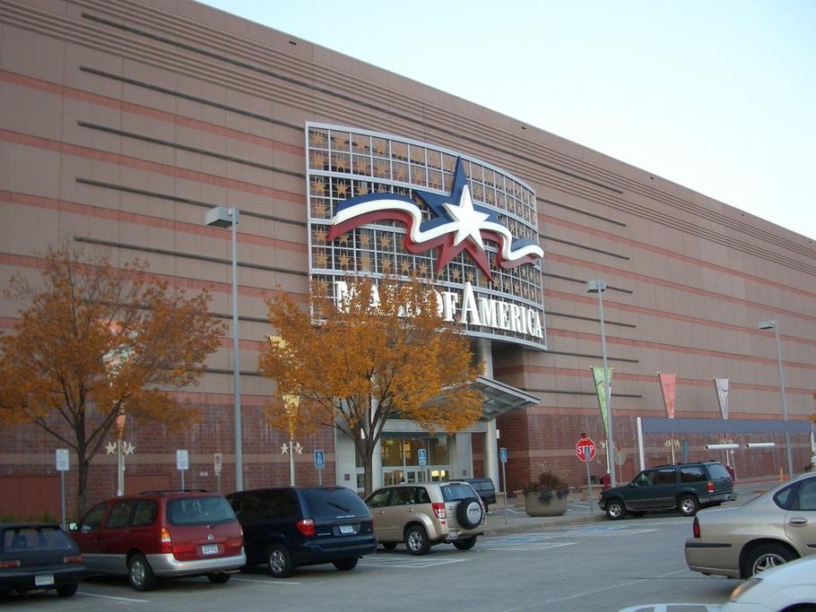 Mall of America, Миннесота. Автор: sylar_major. Фото:  www.flickr.com