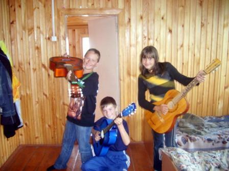 Мы играем и поем...   krn.moy.su
