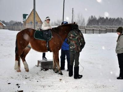 Конный двор. Фото: www.urmanka.com