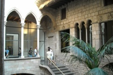 Музей Пикассо (Museo Picasso de Barcelona)