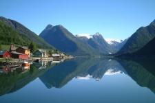 Норвегия на автомобиле