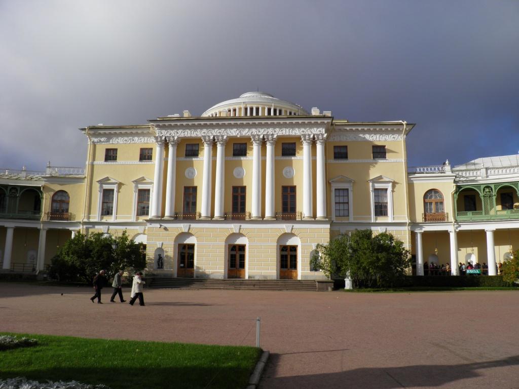 Павловский дворец. Автор: alexyv. Фото:  flickr.com