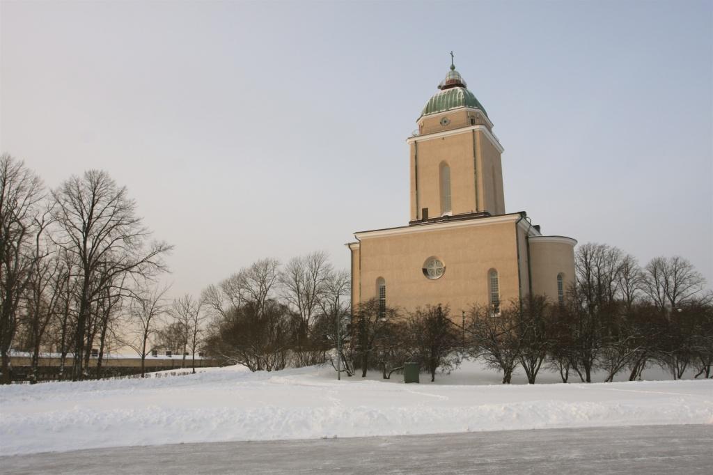 Крепость Суоменлинна.  Фото: TravelingOtter