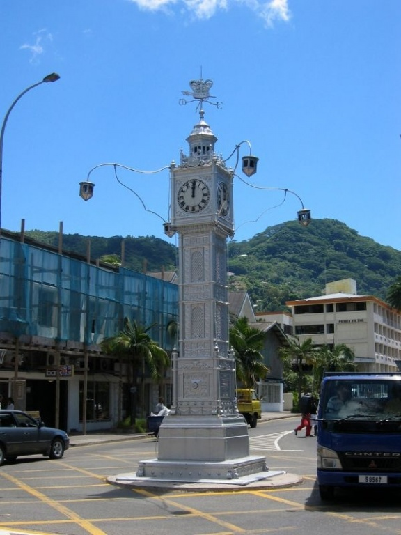 Часовая башня в Виктории. Автор: canardwifi. Фото:  www.flickr.com