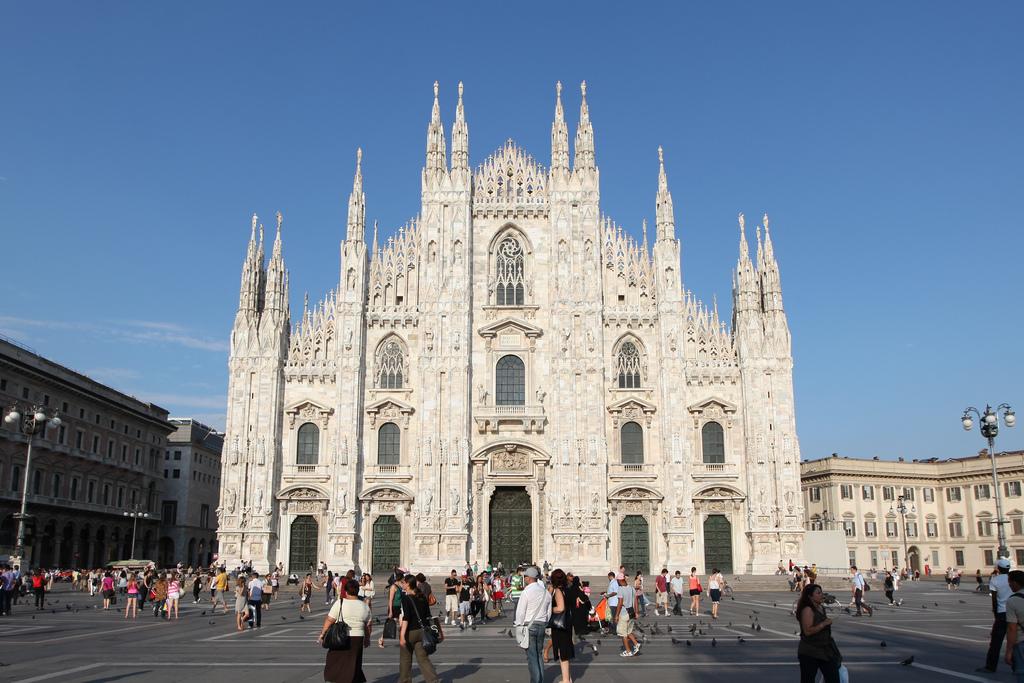 Дуомо в Милане.