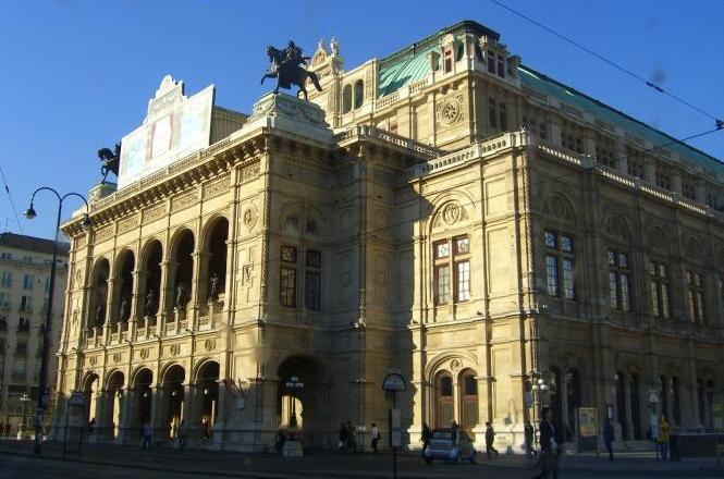 Венская опера. Фото: www.online-tur.ru