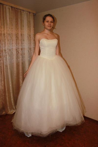Свадебные Пышные Платья Со Шлейфом Без Колец