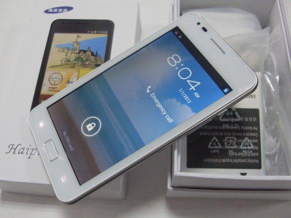 Продам абсолютно новый смартфон андроид аналог Samsung Galaxy Note N7000.