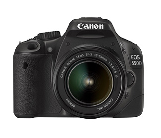 Изначально хотела купить CANON 550D + объектив портретник. (смущают...