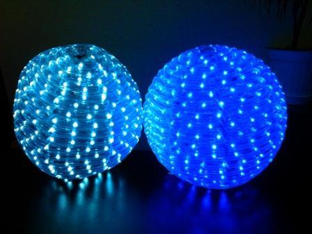 Как сделать светодиод своими руками в шарик 46