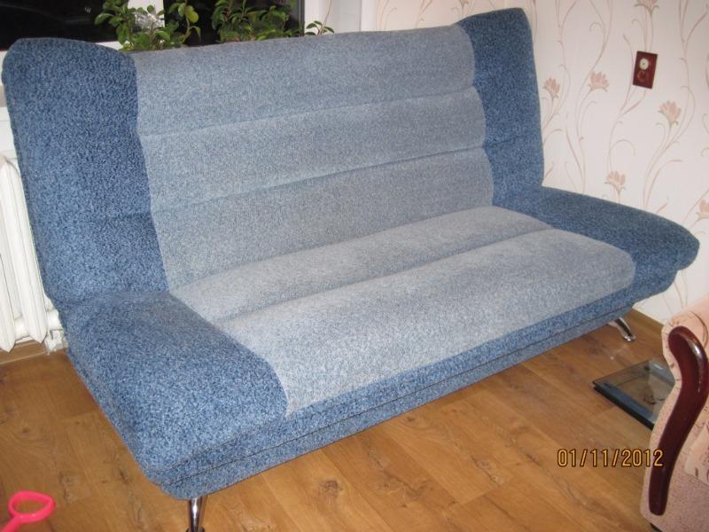 Большой раскладной диван