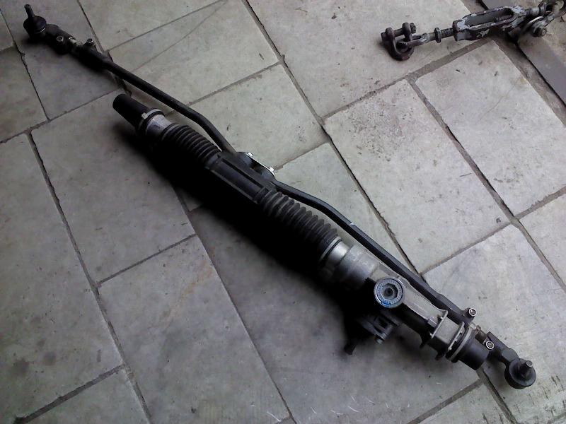 ваз 11183 ремонт рулевой рейки