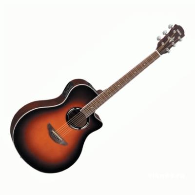 Электроакустическая гитара Yamaha APX 500II OVS / Электроакустическая гитара Yamaha APX 500II OVS.