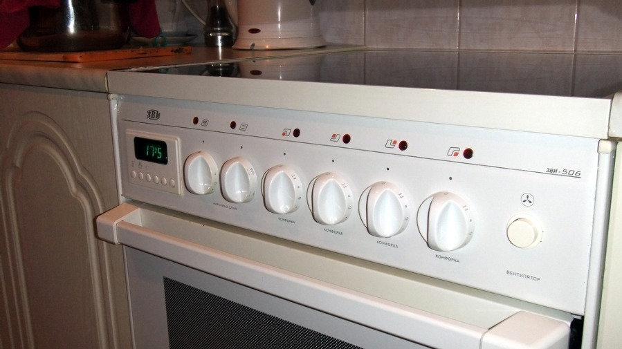 Электрическая плита эви инструкция