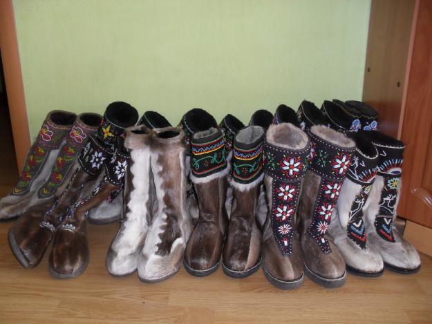 Ботинки Из Камуса В Якутске