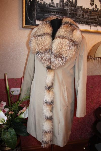 Продажа пальт купить женское пальто на доске объявлений olx.ua. .  Зимнее пальто top secret. .