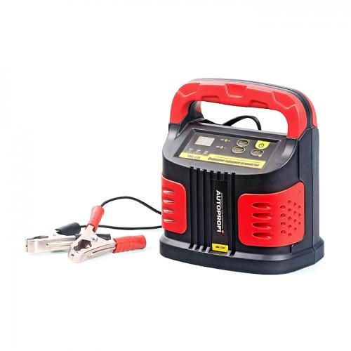 Зарядные устройства.  Цифровое зарядное устройство для автомобильных аккумуляторов Autoprofi SBC-120.