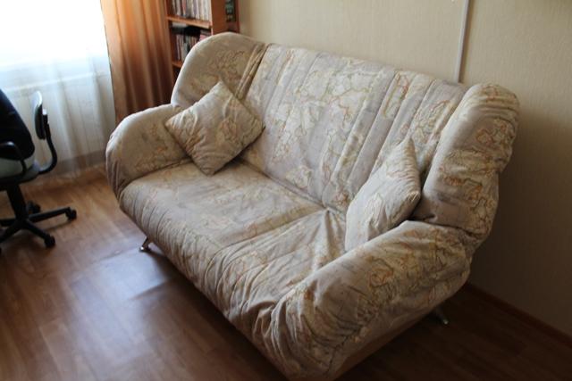 Как сшить чехол на диван клик-кляк своими руками